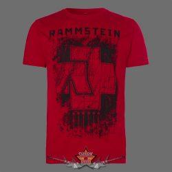d471dcb33a75 RAMMSTEIN - 6 HERZEN. zenekaros póló - Shark n Roll - Rock- Metal ...