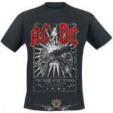 AC/DC - FOR THOSE ABOUT ROCK 81 .  zenekaros póló
