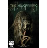The Walking Dead - The whisperers.  plakát, poszter