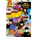 The Beatles - Yellow Submarine.   plakát, poszter