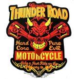 Thunder Road.   USA import  hátfelvarró