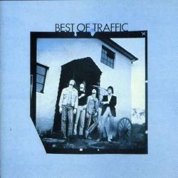 TRAFFIC - BEST OF. zenei cd