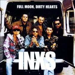 INXS - FULL MOON DIRTY HEARTS. zenei cd