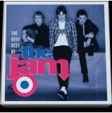 THE JAM - THE VERY BEST OF. zenei cd válogatás