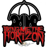 BRING ME THE HORIZON - LOGO  felvarró