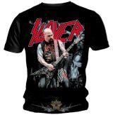 SLAYER - KERRY KING.  zenekaros  póló.
