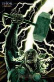 Thor (Comic Book Art) plakát, poszter