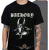 Bathory  zenekaros póló