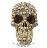 Koponya - Mega veel skulls .  koponya figura, persely