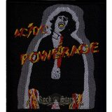 AC/DC - POWERAGE.  zenekaros  felvarró