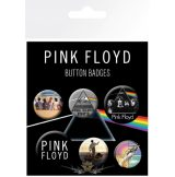 PINK FLOYD - MIX. BP0738 . jelvényszett
