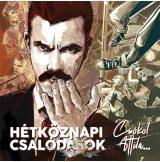 Hétköznapi Csalódások Csókol Attila.. Digipack.  zenei cd