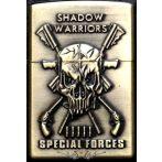 U.S ARMY - SPECIAL FORCES 3.  zippo fazonú öngyujtó