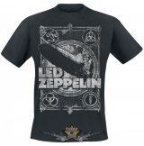 LED ZEPPELIN - SHOOK ME.   zenekaros póló