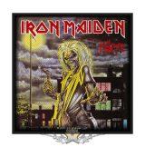 Iron Maiden - Standard Patch.   Killers.    import zenekaros felvarró