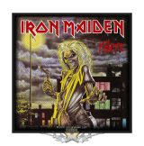 Iron Maiden - Standard Patch.   Killers.    import zenekaros felvarró