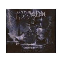 MY DYING BRIDE - DEEPER DOWN. maxi cd. digipack