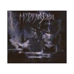 MY DYING BRIDE - DEEPER DOWN. maxi cd. digipack