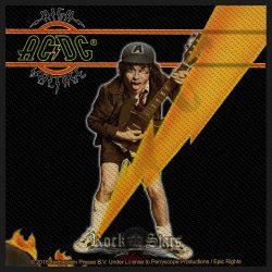 AC/DC - HIGH VOLTAGE  felvarró