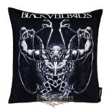 Black Veil Brides -  Demon Rises Cushion.  díszpárna
