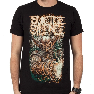 563849693753 Suicide Silence - Viking T-Shirts. zenekaros póló. - Shark n Roll ...