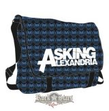 ASKING ALEXANDRIA - LOGO Allover. Messenger bag. válltáska