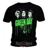 GREEN DAY - DRIPS . zenekaros  póló.
