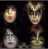 Kiss - Face.   SFL. felvarró