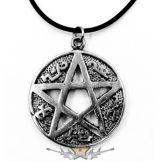 Pentagram - Witches - Boszorkány csillag.  JVP.  nyaklánc, medál