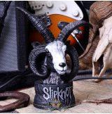 Slipknot - Goat. 23cm.  Flaming Goat Bust Figurine  RITKA !