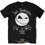 Nightmare Before Christmas - Men's Tee - Jack Head. filmes  póló