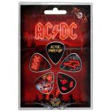 AC/DC - Plectrum Pack - PWR-UP.   gitárpengető szett