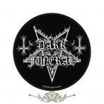 Dark Funeral - Circular Logo.  felvarró
