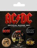 AC/DC - GREATEST MIX 2.  jelvényszett