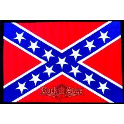 REBEL FLAG hátfelvarró