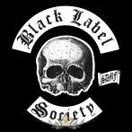 BLACK LABEL SOCIETY - LOGO.   SFL. felvarró