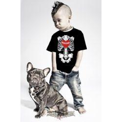 SKELETON KID  gyerek póló
