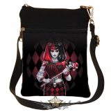 SUICIDE SQUAD - Dark Jester (JR) Shoulder Bag 23cm . 23cm. válltáska