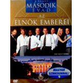 Az elnök emberei - Második évad (DVD) DÍSZDOBOZ