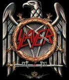 SLAYER - EAGLE.  felvarró