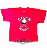 BIKER BABY.  gyerek póló