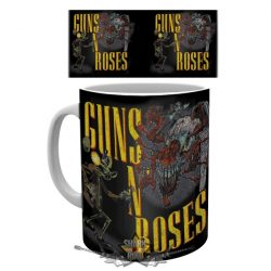 GUNS N ROSES - APETITE FOR DESTRUCTION. zenekaros bögre