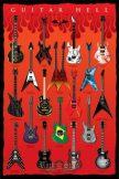 GUITAR HELL - THE AXES OF EVIL   plakát, poszter