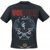 Volbeat - Voodoo Boogie.  zenekaros  póló.