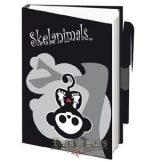 Skelanimals Note Pad - Marcy Monke. notesz