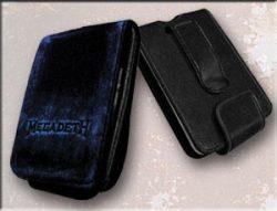 MEGADETH - BLACK PRINT LOGO  audió tartó