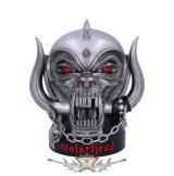 Motorhead - Ace of Spades  * Warpig Snaggletooth Box. 16. cm. asztali dísztárgy