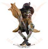 Pixie witches.2.  boszorkány figura.