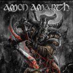 Amon Amarth - Warrior.   SFL. felvarró
