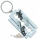 Judas Priest - Standard Keychain.  British Steel Razor Blade.  import fém kulcstartó
